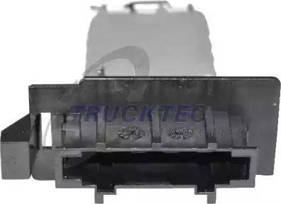 Trucktec Automotive 0259114 - Kalorifer Rezidansı / Hız Ayar Motoru parcadolu.com