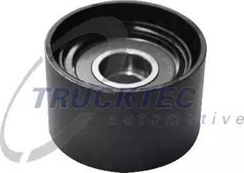 Trucktec Automotive 02.19.290 - Alternatör Gergi Rulmanı , Kanallı V-Kayısı parcadolu.com