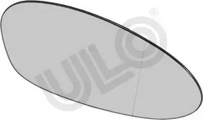 ULO 1067002 - Dış Dikiz Ayna Camı parcadolu.com