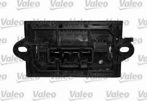 Valeo 509600 - Kalorifer Rezidansı / Hız Ayar Motoru parcadolu.com