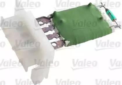 Valeo 509894 - Kalorifer Rezidansı / Hız Ayar Motoru parcadolu.com
