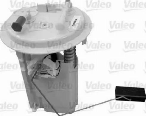 Valeo 347502 - Yakıt Depo Samandıra / Yakıt Seviye Sensörü parcadolu.com