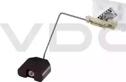 VDO 221-824-092-004Z - Yakıt Depo Samandıra / Yakıt Seviye Sensörü parcadolu.com