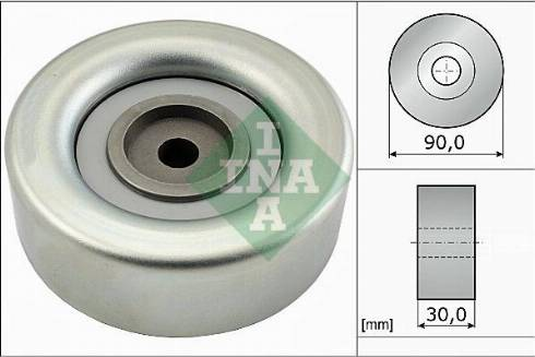 ABA 25327360 - Alternatör Gergi Rulmanı , Kanallı V-Kayısı parcadolu.com